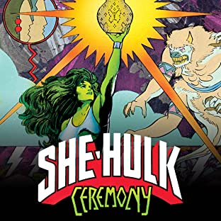 The Sensational She-Hulk: Ceremony (1989)