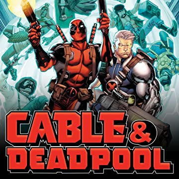 Cable/Deadpool Annual (2018)