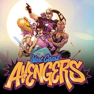 West Coast Avengers (2018-)