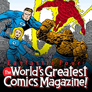 Fantastic Four: The World's Greatest Comics Magazine (2001-2002)