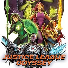 Justice League Odyssey (2018-)