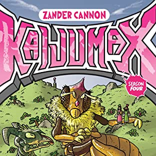 Kaijumax: Season Four