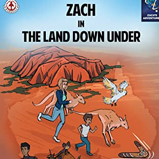 Zach in The Land Down Under