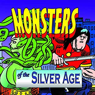 Monsters Of The Silver Age