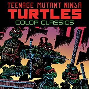 Teenage Mutant Ninja Turtles: Color Classics, Tome 2