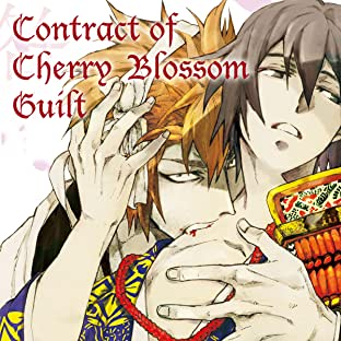 Contract Of Cherry Blossom Guilt (Yaoi Manga)