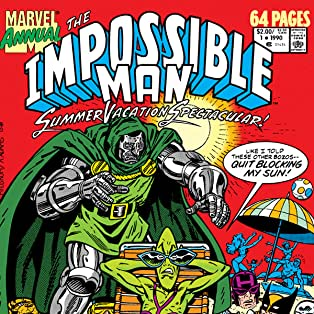 The Impossible Man Summer Vacation Spectacular (1990-1991)