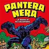 Pantera Nera: La Rana Di Re Salomone