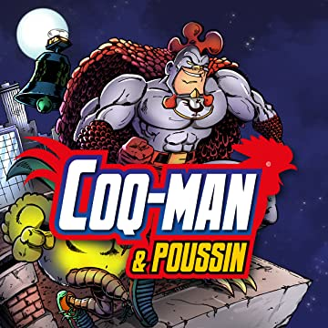 Coq-Man & Poussin