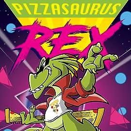 Pizzasaurus Rex