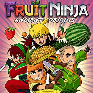 Fruit Ninja: Ancient Origins