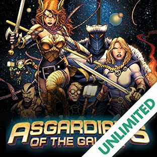 Asgardians of the Galaxy (2018-2019)