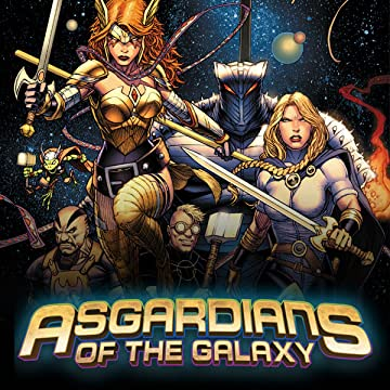 Asgardians of the Galaxy (2018-)