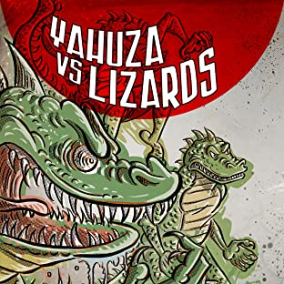 Yakuza vs Lizards