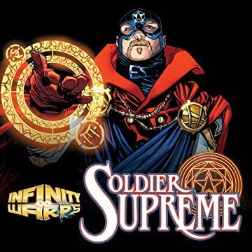 Infinity Wars: Soldier Supreme (2018)