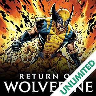 Return Of Wolverine (2018-2019)