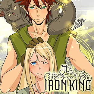 Julie Kagawa's The Iron King