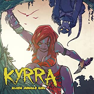 Kyrra: Alien Jungle Girl: Angels Come To Comfort You