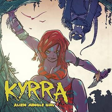 Kyrra: Alien Jungle Girl: Angels Come To Comfort You