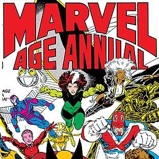 Marvel Age Annual (1985-1988)