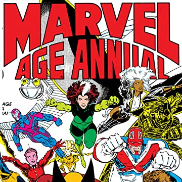 Marvel Age Annual (1985-1988)
