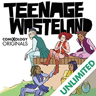 Teenage Wasteland (comiXology Originals)