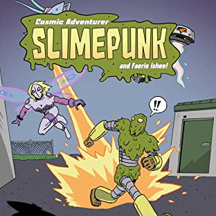 Cosmic Adventurer Slimepunk