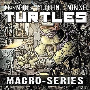 Teenage Mutant Ninja Turtles: Macro-Series