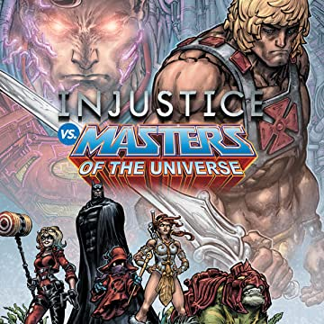 Injustice Vs. Masters of the Universe (2018-)