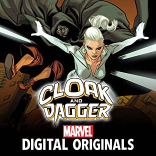 Cloak And Dagger - Marvel Digital Original (2018-2019)