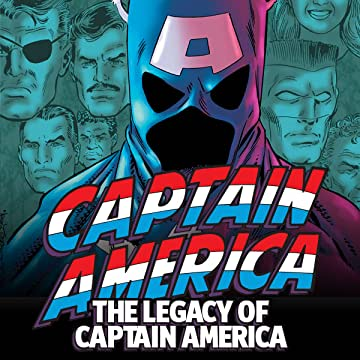 Captain America: The Legacy Of Captain America