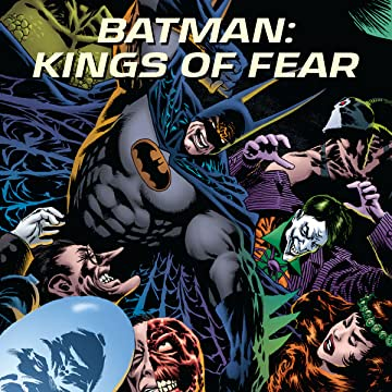 Batman: Kings of Fear (2018-)