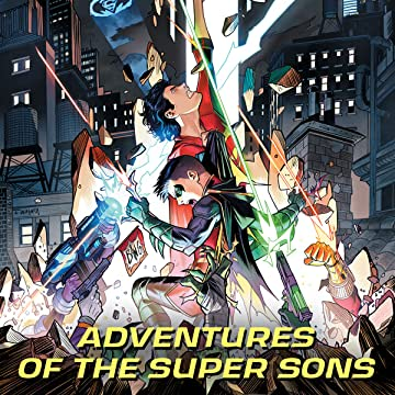 Adventures of the Super Sons (2018-2019)