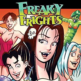 Eerie Cuties Presents Freaky Frights