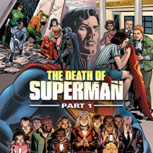 Death of Superman, Part 1 (2018-)