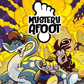 Mystery Afoot, Vol. 1