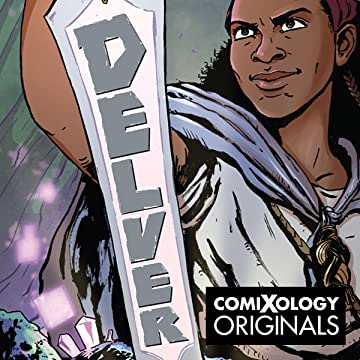 Delver (comiXology Originals)
