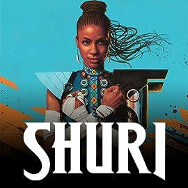Shuri (2018-)