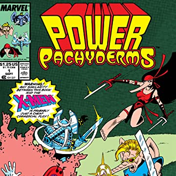 Power Pachyderms (1989)
