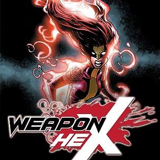 Infinity Wars: Weapon Hex (2018)