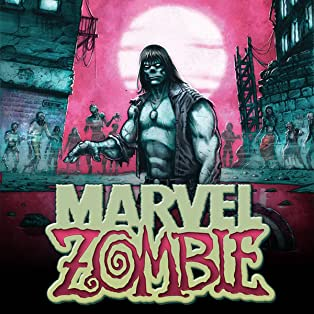 Marvel Zombie (2018)