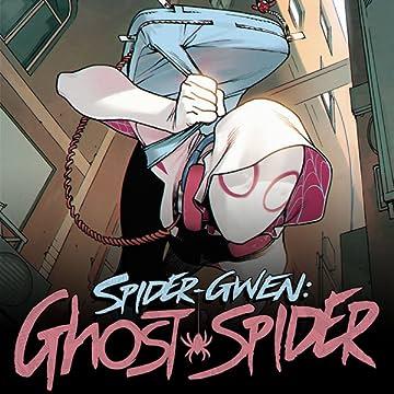 Spider-Gwen: Ghost-Spider (2018-)