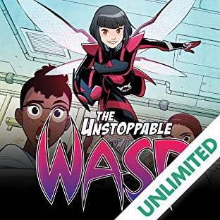 The Unstoppable Wasp (2018-2019)