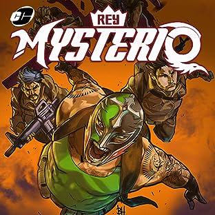 Masked Republic Luchaverse, Vol. 1: Rey Mysterio
