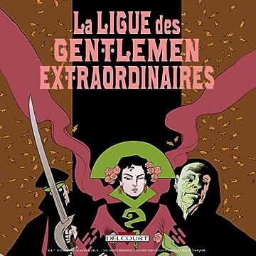La Ligue des Gentlemen extraordinaires - Century