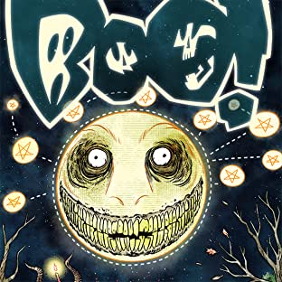 BOO! Halloween Stories