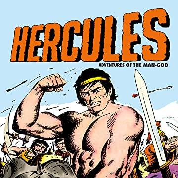 Hercules: Adventures of the Man-God