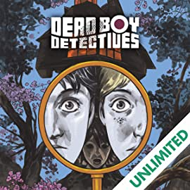 The Dead Boy Detectives (2013-2014)