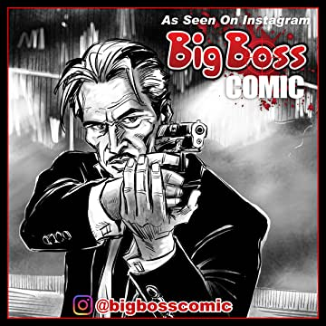 Big Boss Comic: Big Boss: Gun For Hire