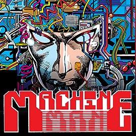Machine Man (1984-1985)